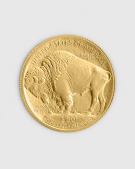 1 oz Amerikansk Buffalo Guldmynt