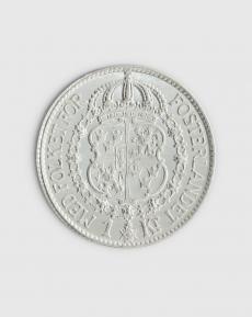 6 gram Svensk 1 kr Silvermynt