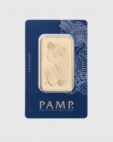 100 gram PAMP Guldtacka