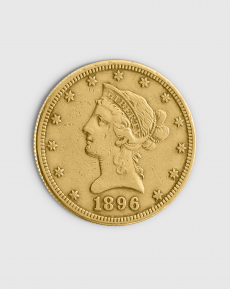 15,05 gram Amerikansk $10 Liberty Eagle Guldmynt