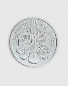 1 oz Österrikisk Philharmoniker Silvermynt