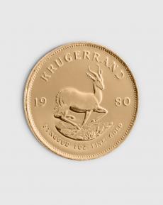 1 oz Sydafrikansk Krugerrand Guldmynt
