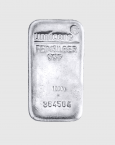 1000 gram Umicore Silvertacka
