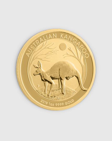 1 oz Australisk Kangaroo Guldmynt