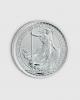 500 x 1 oz Brittisk Britannia Silvermynt
