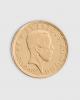 2,01 gram Svensk 5 kr Oscar II Guldmynt