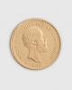 8,06 gram Svensk 20 kr Oscar II Guldmynt