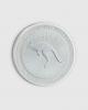 250 x 1 oz Australisk Kangaroo Silvermynt